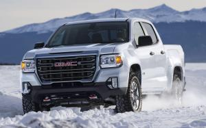GMC Canyon AT4 Crew Cab 2020 года